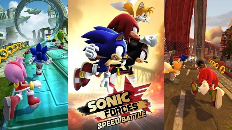 Sonic Forces Speed Battle APK
