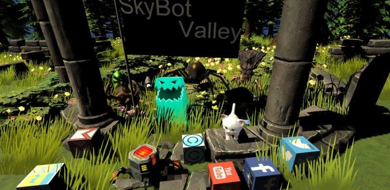 SkyBot Valley