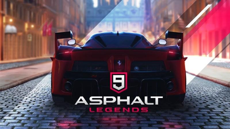 Asphalt 9 Legends Android