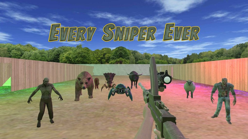hd shooting games for android free download