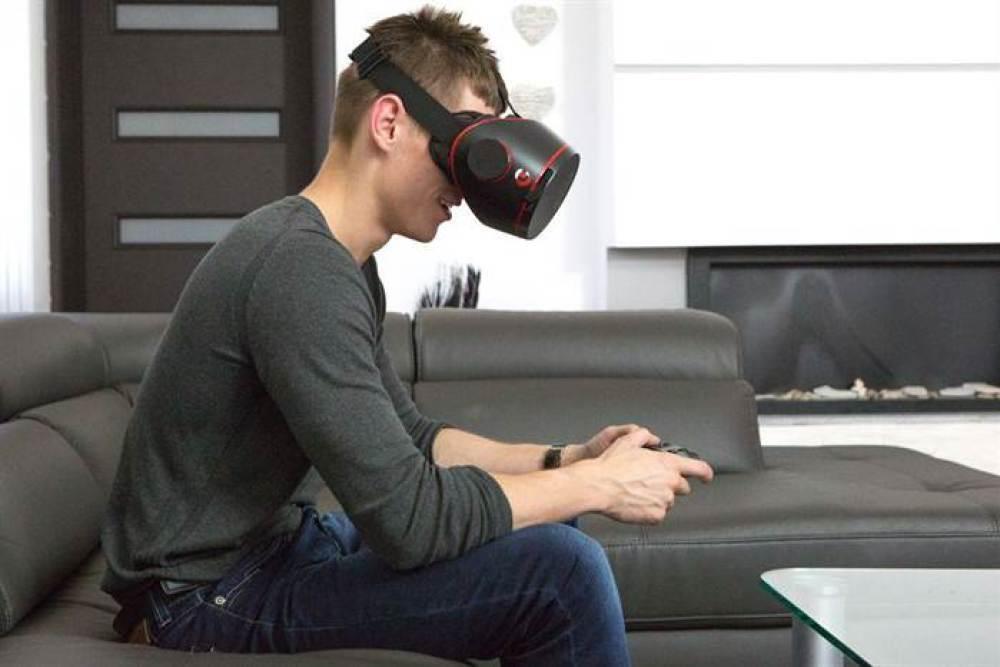 Empresa cria óculos de realidade virtual para Smartphones 1