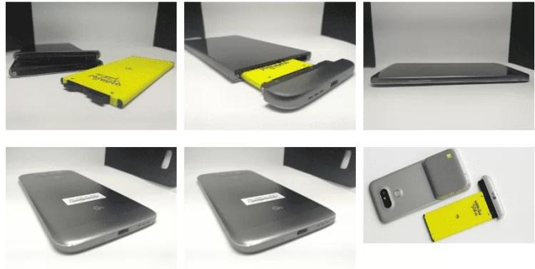 Análise LG G5 o primeiro telefone modular 3