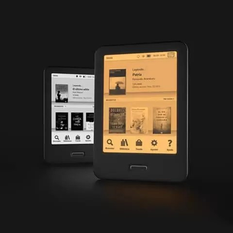 BQ lança o seu novo e-reader Cervantes 4 2
