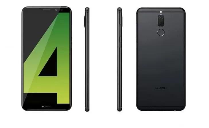 Huawei Mate 10 Lite lançado na Alemanha image