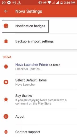 Como ter os Notification Dots do Android em qualquer dispositivo? 1