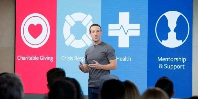 Nova política de donativos do Facebook poderá ajudar milhares a obter ajuda 1