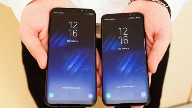 Samsung Galaxy S8 e S8+ prestes a receber a versão final do Android Oreo 1