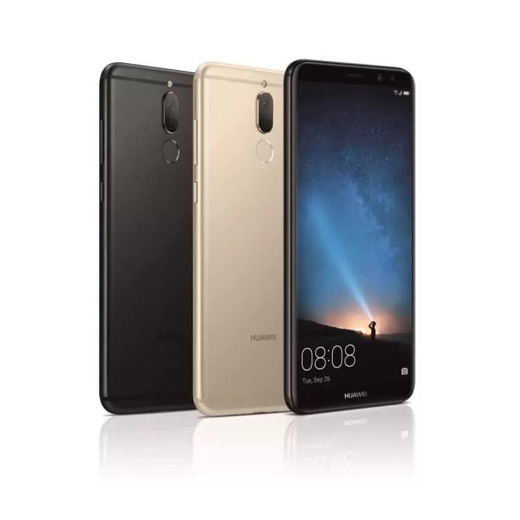 Huawei Mate 10 Lite chegou ao mercado para arrasar corações e matar a concorrência 2