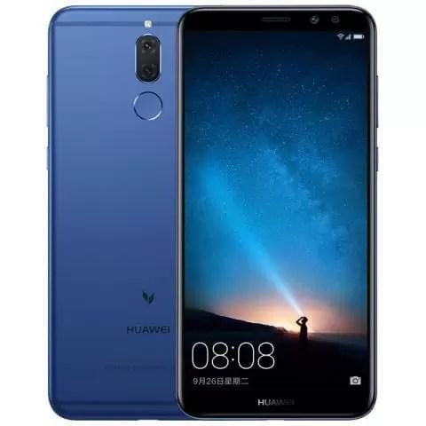 Huawei Mate 10 Lite agora disponível em Aurora Blue 2
