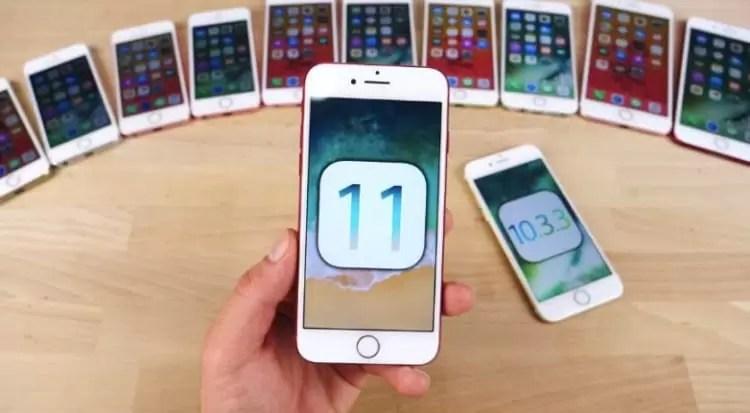 Apple saca o IOS 11.2 da manga para corrigir os misteriosos erros recentes 1
