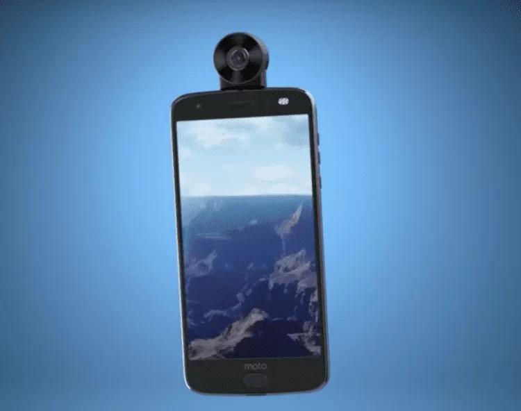 Novos anúncios do Moto Z2 Force perguntam: O seu telefone pode fazer isso? 2