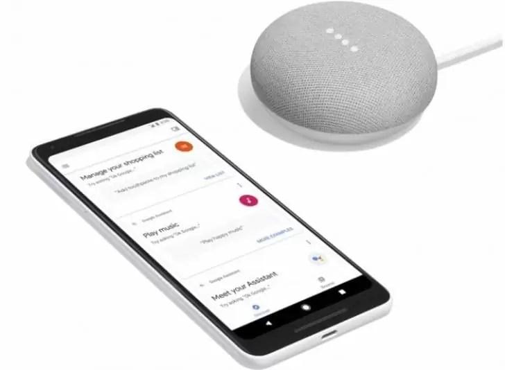 Pixel 2 e 2 XL agora vêm com o Google Home Mini gratuito e crédito em loja de US $ 100 1