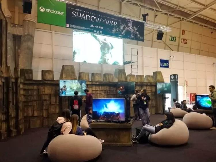Rescaldo Xbox na Lisboa Games Week 2017 1