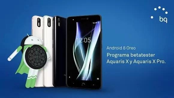 BQ lança versão beta de Android Oreo 1
