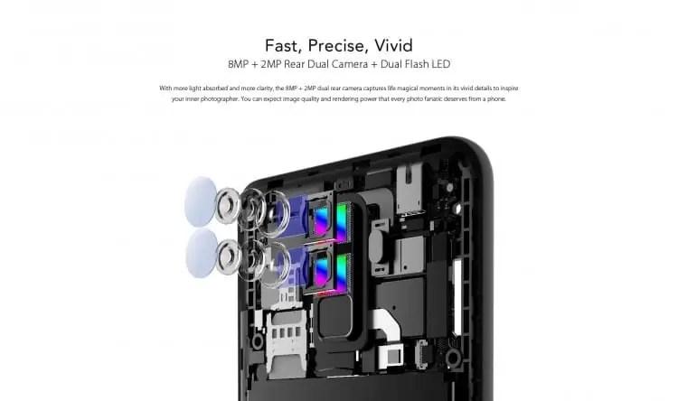 LEAGOO M9 Pré-venda: 20% de desconto na compra do primeiro telefone de orçamento de ecrã inteiro 4