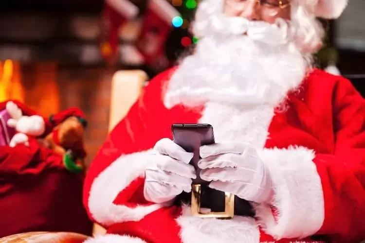 Feliz Natal e boas festas do Androidgeek 1