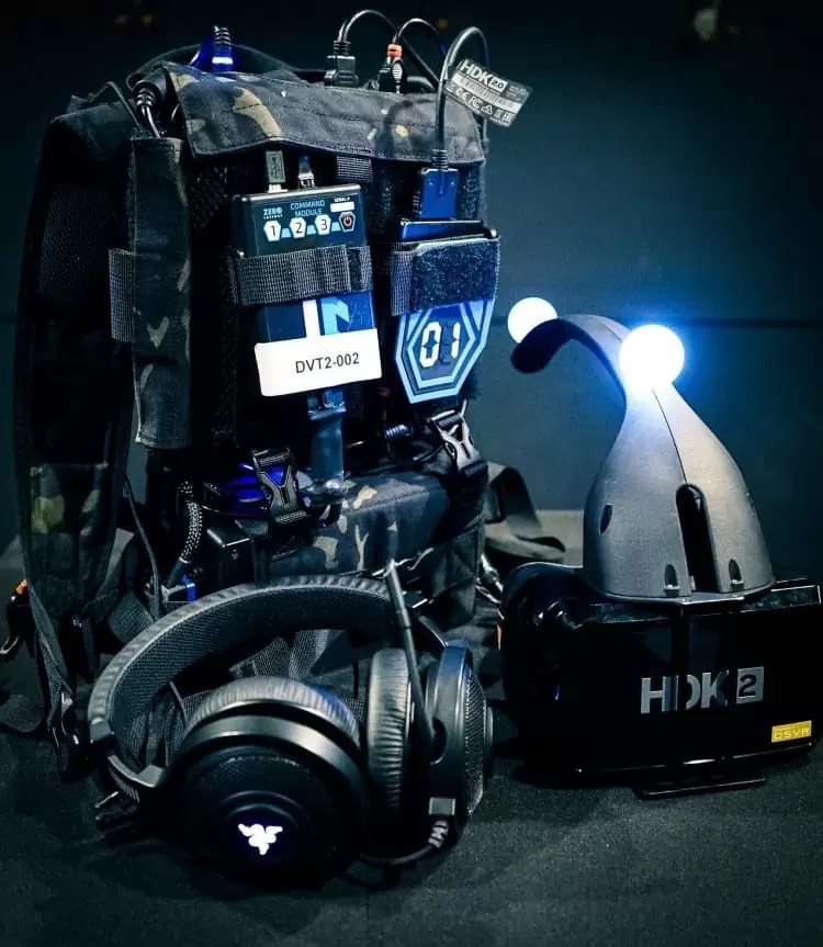 A maior experiência de realidade virtual do mundo chega a Portugal 4