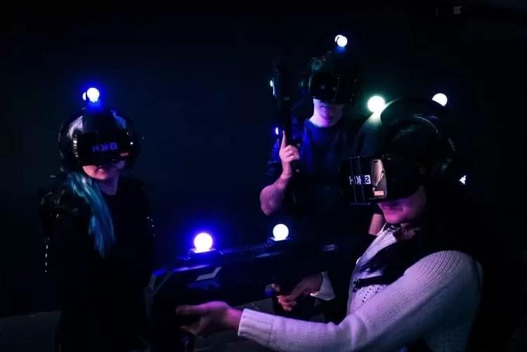A maior experiência de realidade virtual do mundo chega a Portugal 2