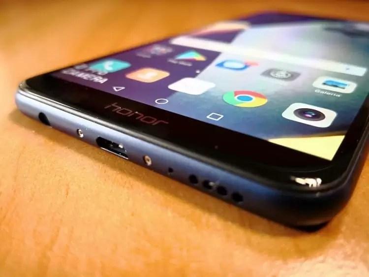 Análise Honor 7X o intermediário sem Bezels com o ADN Huawei 2