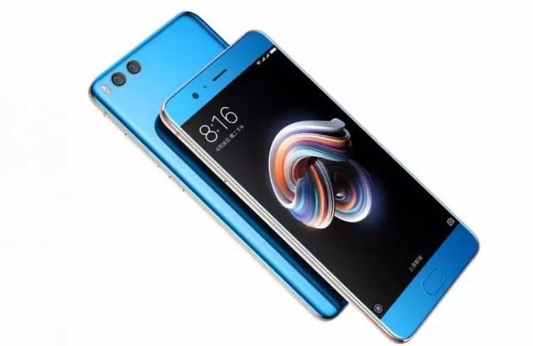 DxOMark elogia Xiaomi Mi Note 3 e as suas Imagens excepcionais 1