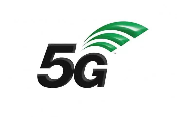 Logotipo oficial para o 5G wireless