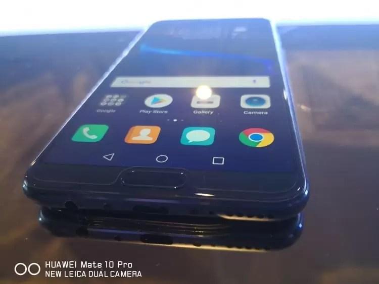 Ficha Técnica: Huawei Honor View 10 Global Dual SIM TD-LTE BKL-L09 128GB 1