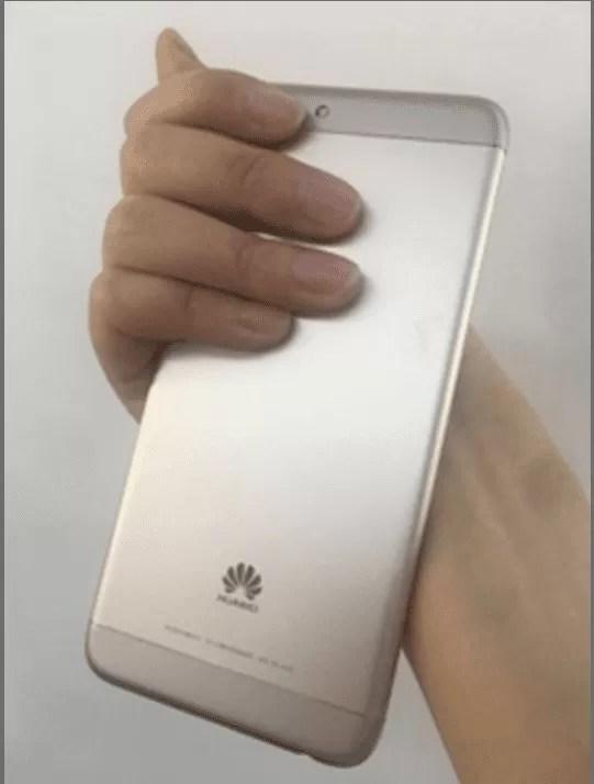 Huawei Enjoy 7S especificações e imagens reais reveladas 5