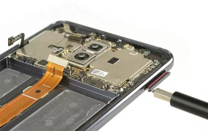 Huawei Mate 10 Pro esventrado pela iFixit mostra o coração do monstro 5