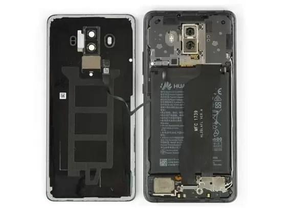 Huawei Mate 10 Pro esventrado pela iFixit mostra o coração do monstro 1