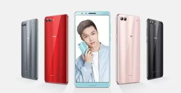 Huawei Nova 2S já é oficial com 4 câmaras 2