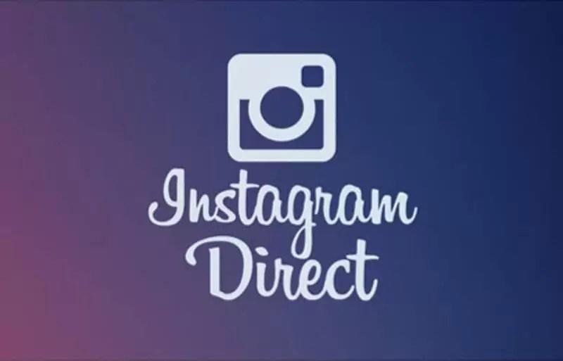 Instagram mergulha nas águas turvas de aplicações de mensagens com o Direct 1