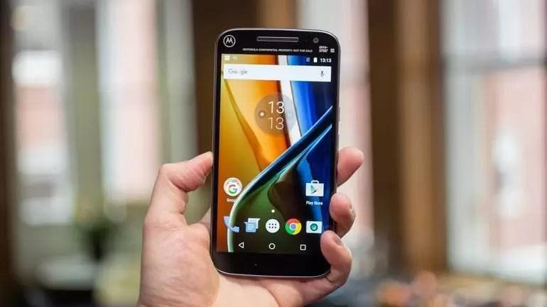 Motorola Moto G4 explode e fere político no Brasil 1