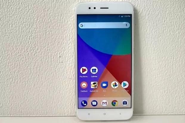 Xiaomi Mi A1 recebe atualização de segurança de dezembro de 2017 1