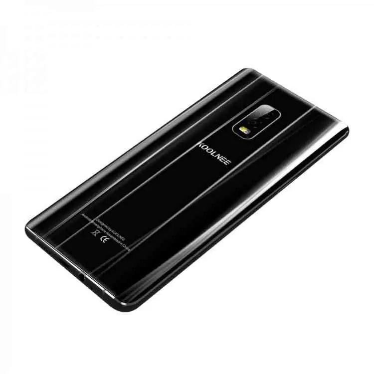 KOOLNEE K1 Trio 4G com Face ID 6. polegadas FHD + Display 6GB + 128GB a um super preço 3