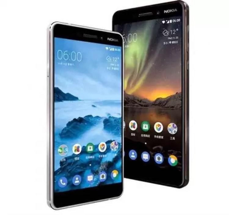 Nokia 6 2018 é oficial com design melhorado, Snapdragon 630 e OZO Audio 2