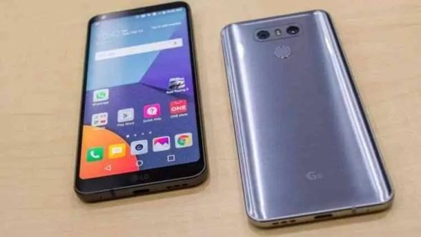 LG deverá acabar com o lançamento anual de smartphones 1