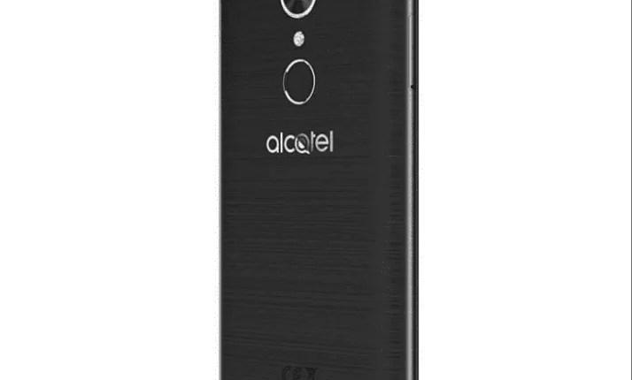 Alcatel 5 em imagens de imprensa e vídeo promocional 3