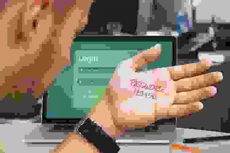 Alerta: 41% dos utilizadores guarda as suas palavras-passe de forma insegura 1