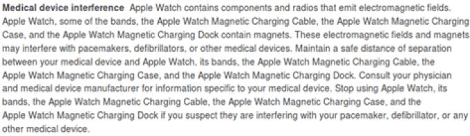 Apple Watch não funciona em Unidades de Cuidados Intensivos e a Apple não comenta 2