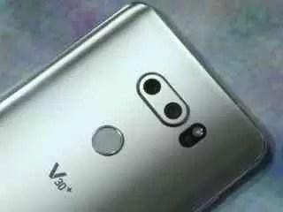 LG V30 atualizado com o patch de segurança de dezembro e vários UI Tweaks 1