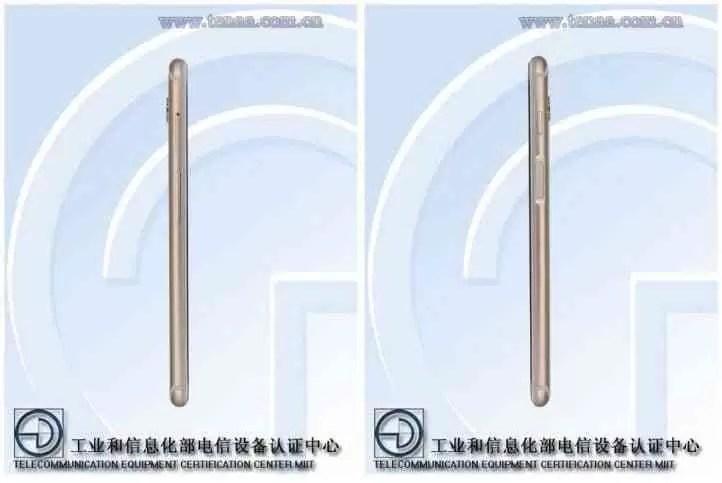 Meizu M6s Certificado pela TENAA, ecrã 18:9 e sensor de impressão digital na lateral 2