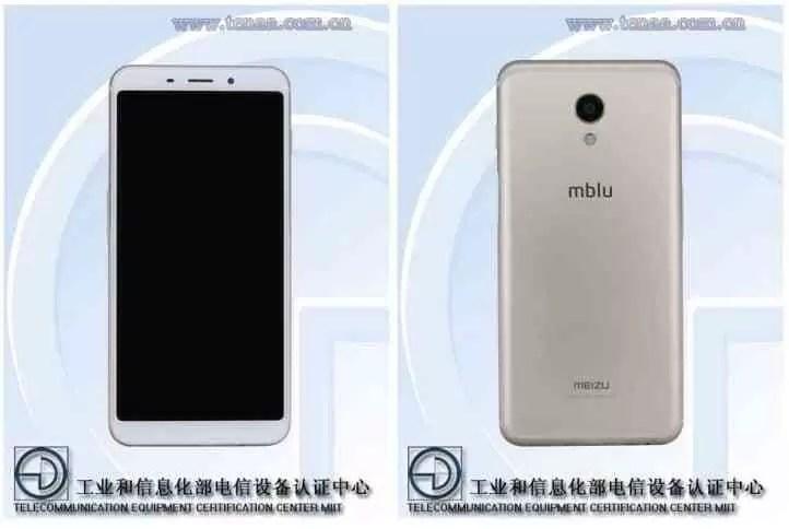Meizu M6s Certificado pela TENAA, ecrã 18:9 e sensor de impressão digital na lateral 1