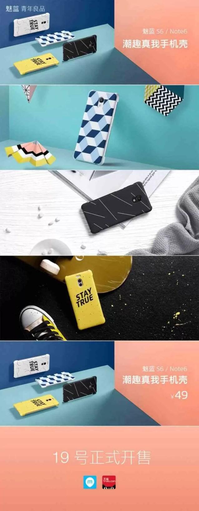 Meizu M6S é oficial com Exynos 7872, ecrã 18: 9 e Super mBack Gestures 3