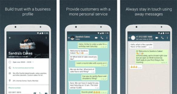 Nova atualização do WhatsApp Business traz rótulos e respostas rápidas 1