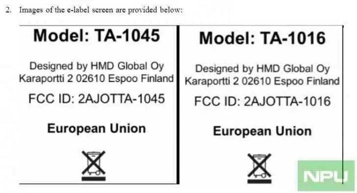 Nokia 6 (2018) ou Nokia 7 é certificado pela FCC antes da estreia no mercado dos EUA 1