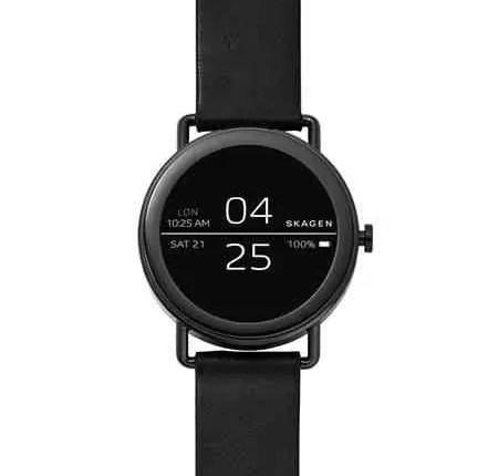 Novidade para 2018: SKAGEN lança o seu primeiro smartchwatch touchscreen 2