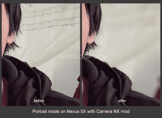 Já podem ter o modo de retrato do Pixel 2 em Pixel de primeira geração e Nexus 5X / 6P 1