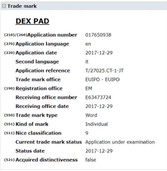 Dex Pad