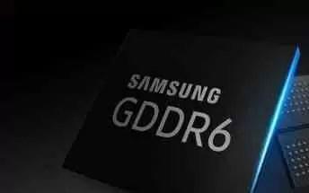 A Samsung inicia produção em massa de chips GDDR6 para placas gráficas de próxima geração 1