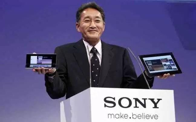 Kaz Hirai Sony Xperia